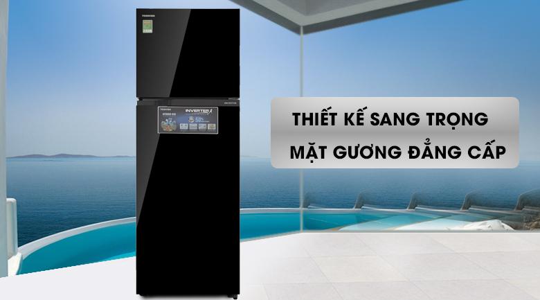 Tủ lạnh Toshiba Inverter 330 lít GR-AG39VUBZ XK1