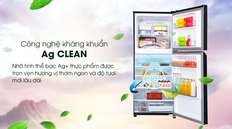 Kháng khuẩn Ag Clean - Tủ lạnh Panasonic Inverter 268 lít NR-BL300PKVN
