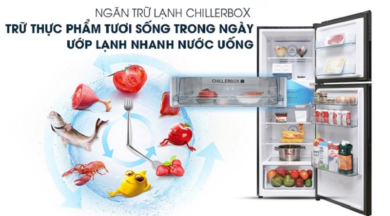 Công nghệ kháng khuẩn, khử mùi DEO FRESH - Tủ lạnh Aqua Inveter 235 lít AQR-IG248EN (GB)