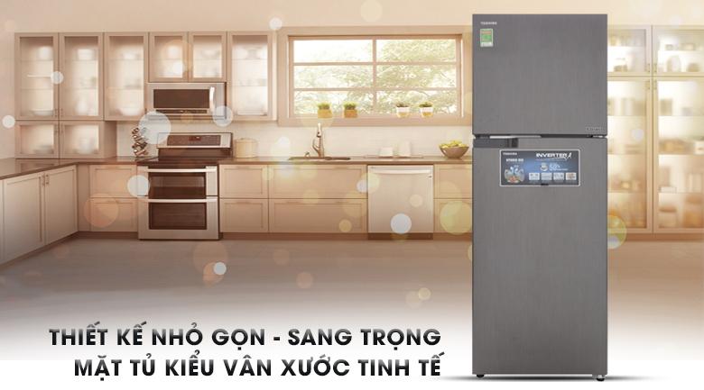 Tủ lạnh Toshiba Inverter 305 lít GR-A36VUBZ DS1