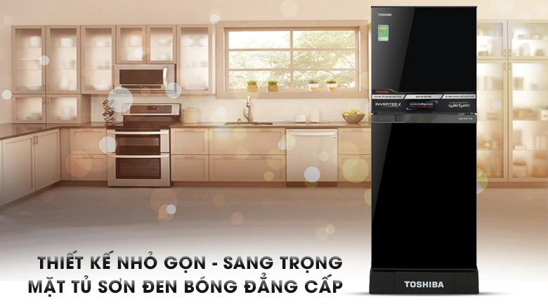 Tủ lạnh Toshiba Inverter 194 lít GR-A25VM (UKG)