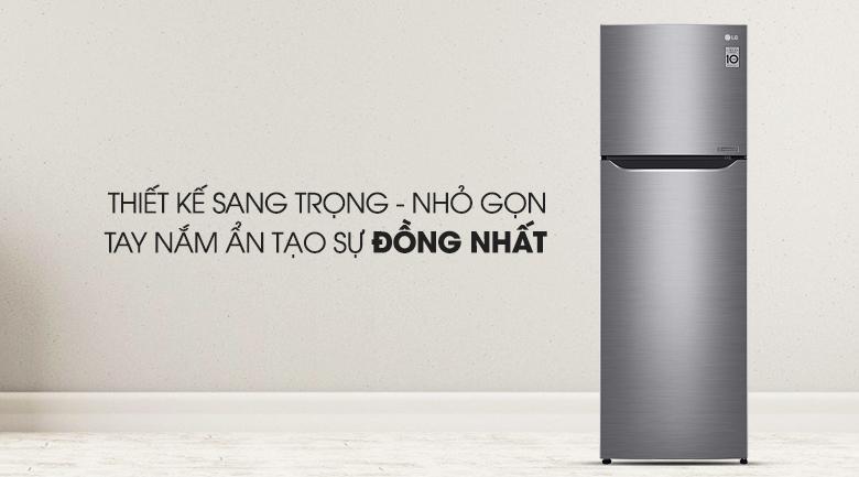 Tủ lạnh LG Inverter 255 lít GN-L255S