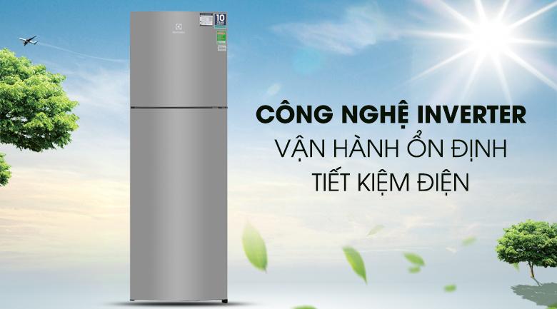 Tủ lạnh Electrolux ETB2802H-A - Inverter