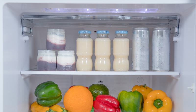Ngăn làm lạnh nhanh Extra Cool Zone - Tủ lạnh Panasonic Inverter 268 lít NR-BL300PSVN