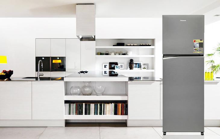 Tủ lạnh Panasonic Inverter 306 lít NR-BL340PSVN