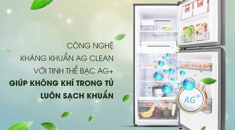 Công nghệ Ag Clean - Tủ lạnh Panasonic Inverter 268 lít NR-BL300GAVN