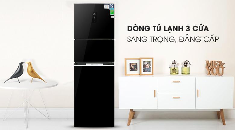 Tủ lạnh Electrolux Inverter 334 lít EME3700H-H