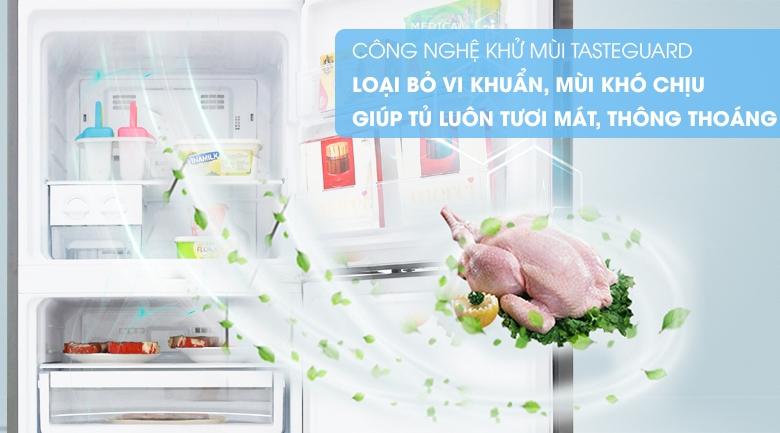 Công nghệ Taste Guard - Tủ lạnh Electrolux Inverter 334 lít EME3700H-H