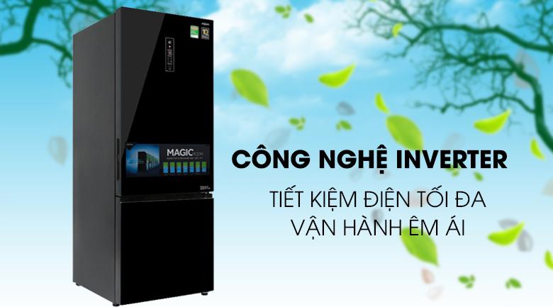 Inverter - Tủ lạnh Toshiba Inverter 305 lít GR-AG36VUBZ