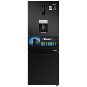 Tủ lạnh Aqua Inverter 288 lít AQR-IW338EB BS