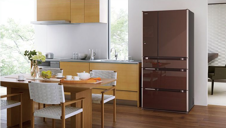 Tủ lạnh Hitachi Inverter 657 lít R-G620GV XT