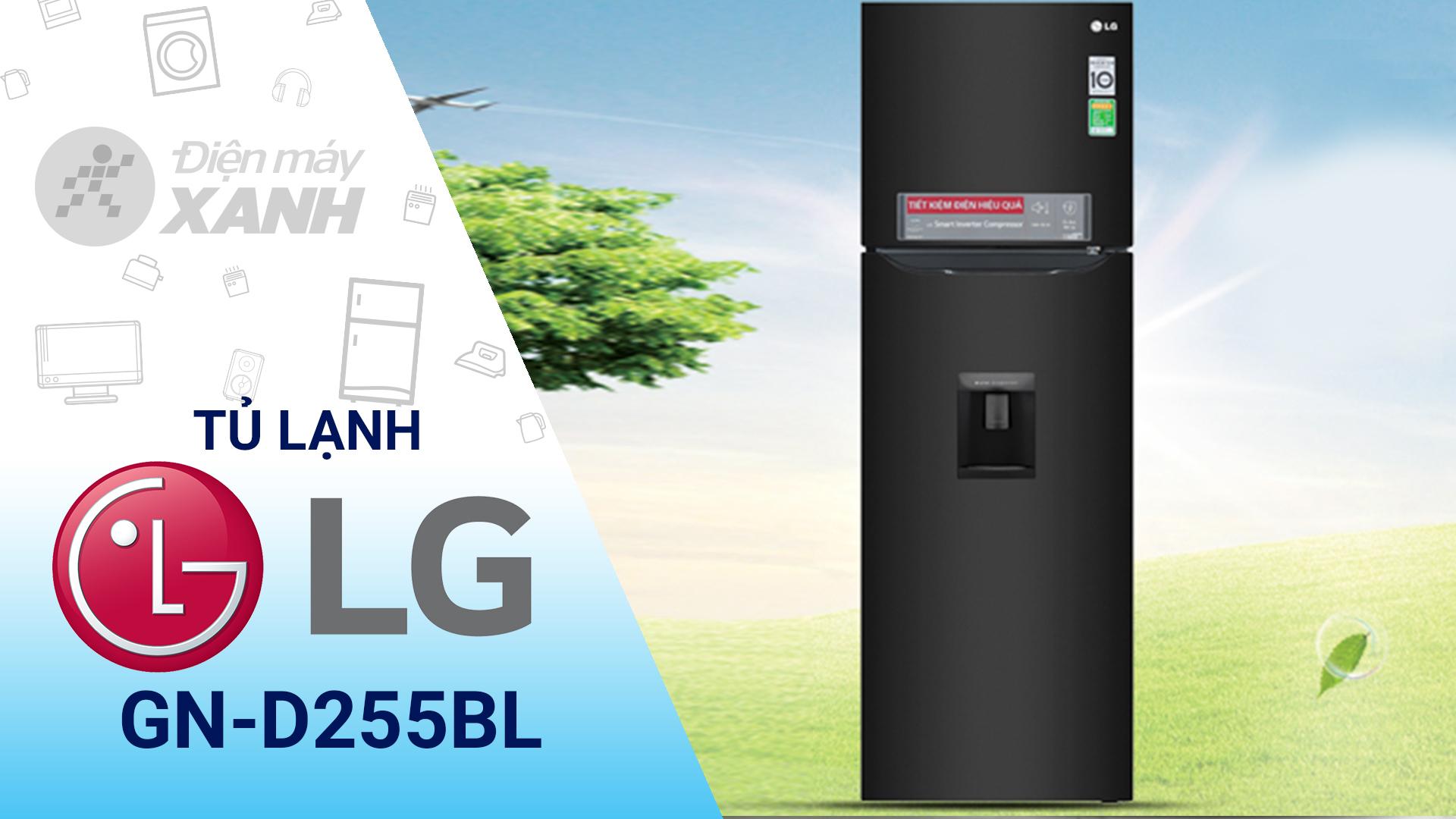 Tủ Lạnh LG GN-D255BL giá rẻ, có trả góp