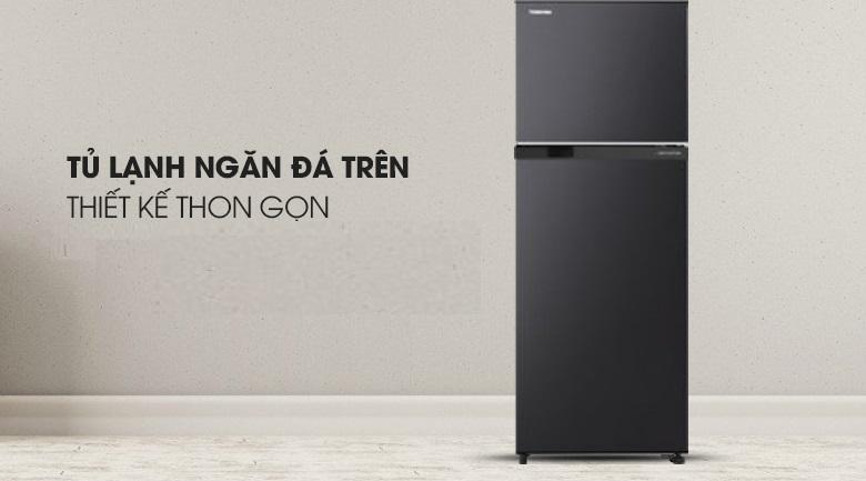Tủ lạnh Toshiba Inverter 253 lít GR-B31VU SK