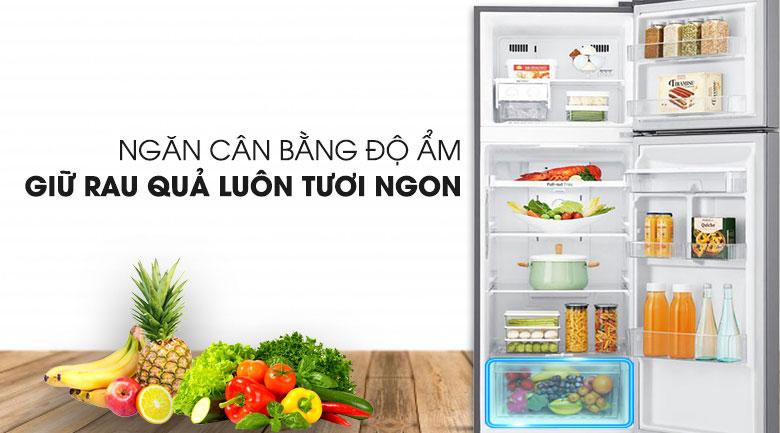 Ngăn cân bằng độ ẩm - Tủ lạnh LG Inverter 315 lít GN-D315S