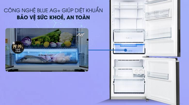 Blue Ag - Tủ lạnh Panasonic Inverter 290 lít NR-BV320GKVN