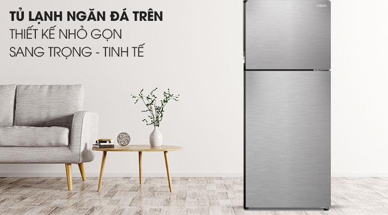 Tủ lạnh Aqua Inverter 235 lít AQR-T249MA SV