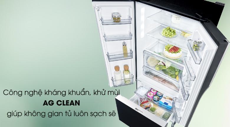 Công nghệ Ag Clean - Tủ lạnh Panasonic Inverter 494 lít NR-CY550GKVN