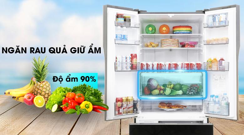 Ngăn Fresh Safe - Tủ lạnh Panasonic Inverter 494 lít NR-CY550GKVN