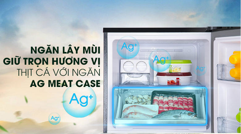 Ag meat case