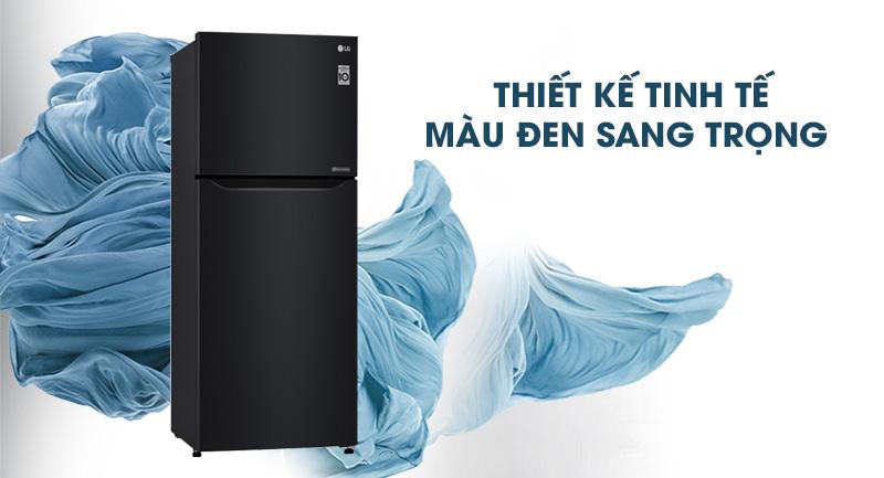 Tủ lạnh LG Inverter 393 lít GN-B422WB-Thiết kế tinh tế, sang trọng