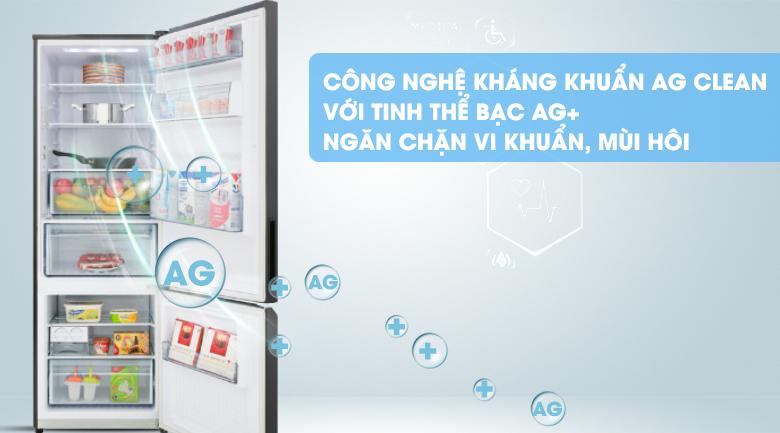 ag-Tủ lạnh Panasonic Inverter 255 lít NR-BV280WKVN