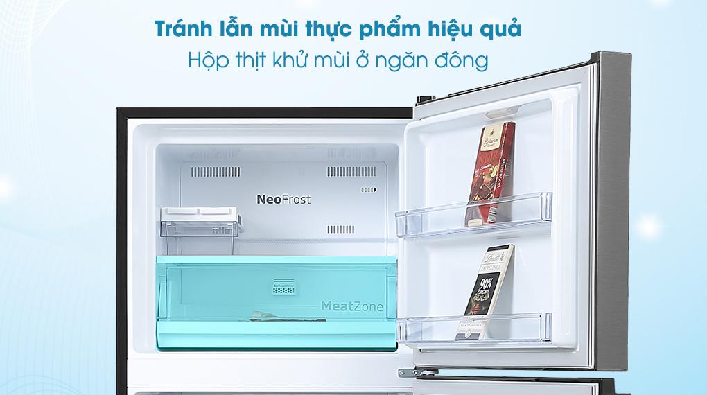 Hộp thịt - Tủ lạnh Beko Inverter 375 lít RDNT401E50VZDK Mới 2020