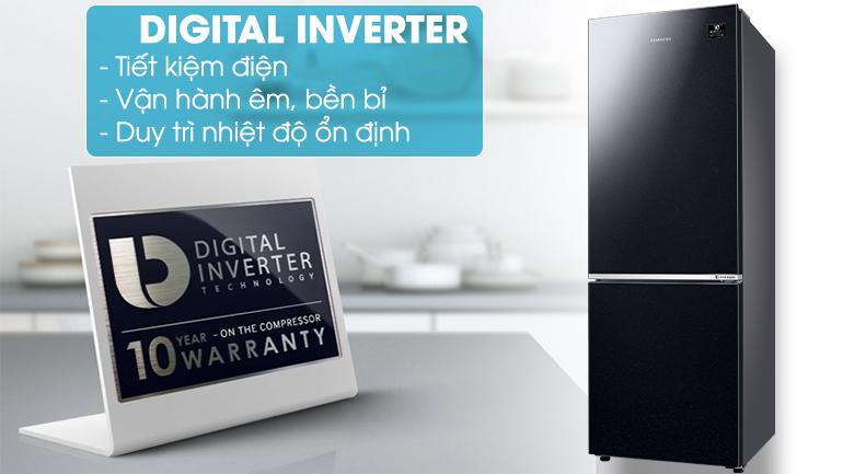Digital Inverter - Tủ lạnh Samsung Inverter 310 lít RB30N4010BU/SV