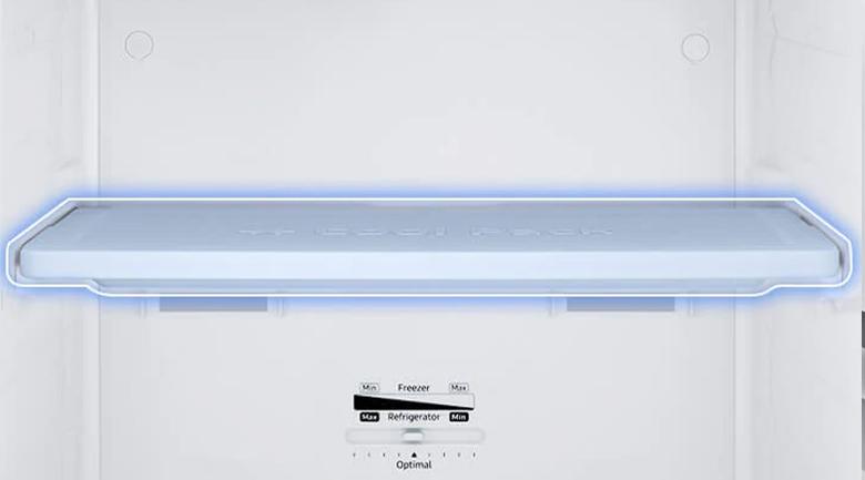 Tấm giữ nhiệt ngăn đông Mr.Coolpack - Tủ lạnh Samsung RT25M4032BU/SV