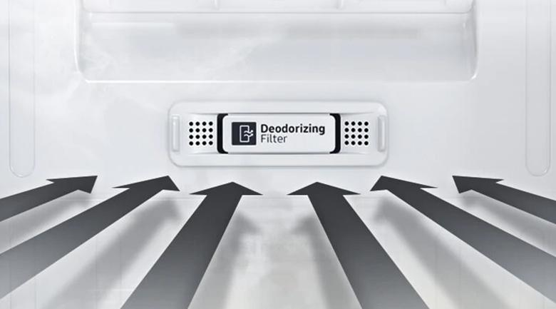 Deodorizing Filter - Tủ lạnh Samsung RT25M4032BU/SV