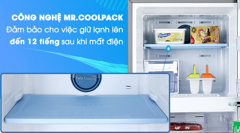 Ngăn MrCoolPack