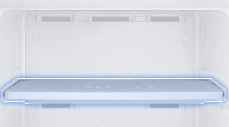 Tấm giữ nhiệt Coolpack - Tủ lạnh Samsung Inverter 300 lít RT29K5532BY/SV