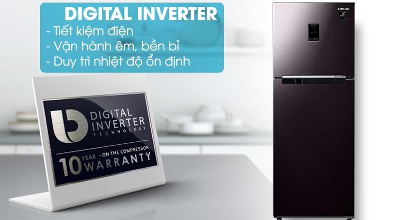 Digital Inverter - Tủ lạnh Samsung Inverter 300 lít RT29K5532BY/SV