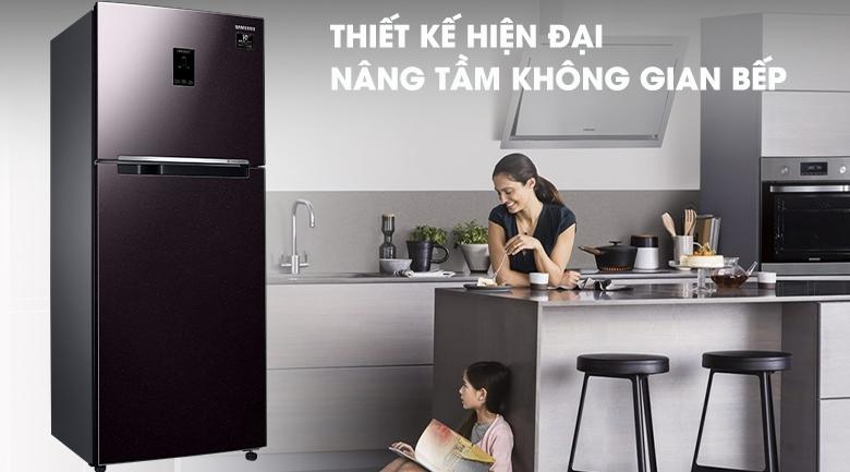 Tủ lạnh Samsung Inverter 300 lít RT29K5532BY/SV