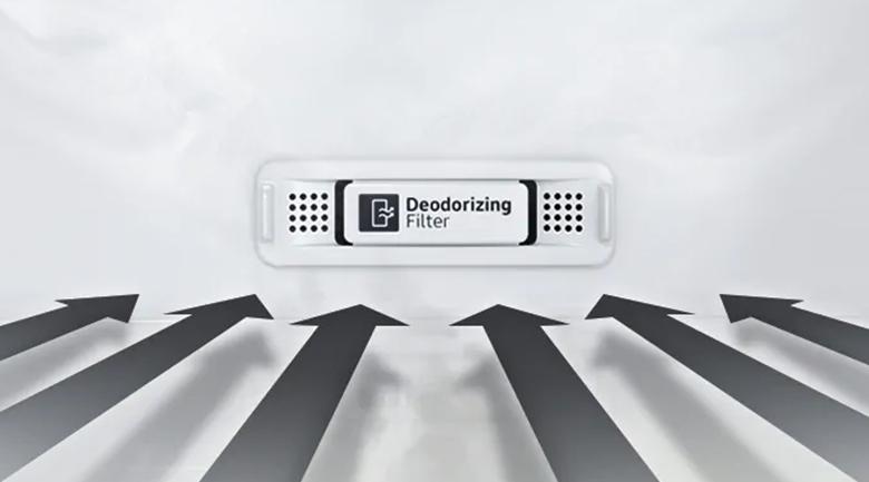 Bộ lọc than hoạt tính - Tủ lạnh Samsung Inverter 300 lít RT29K5532BY/SV