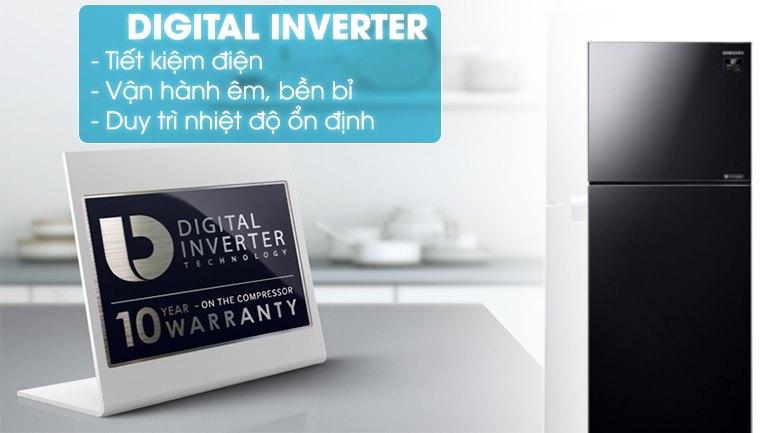 Digital Inverter - Tủ lạnh Samsung Inverter 360 lít RT35K50822C/SV
