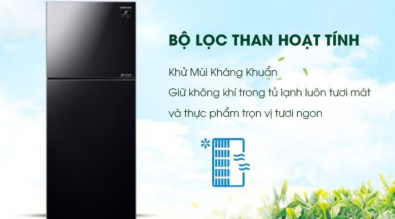 Bộ lọc than hoạt tính - Tủ lạnh Samsung Inverter 360 lít RT35K50822C/SV