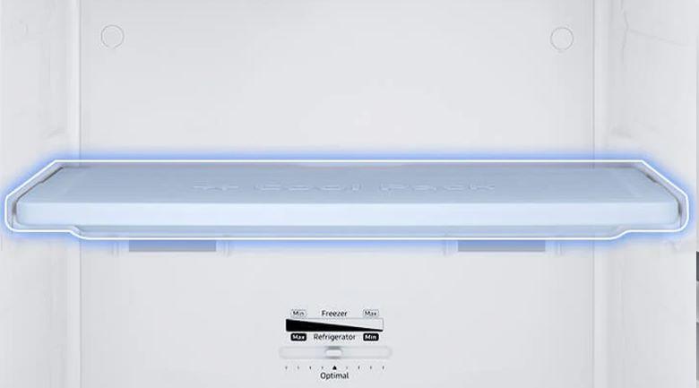 Cool Pack - Tủ lạnh Samsung Inverter 360 lít RT35K50822C/SV