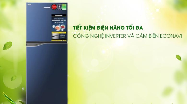 Inverter và Econavi-Tủ lạnh Panasonic Inverter 167 lít NR-BA189PAVN
