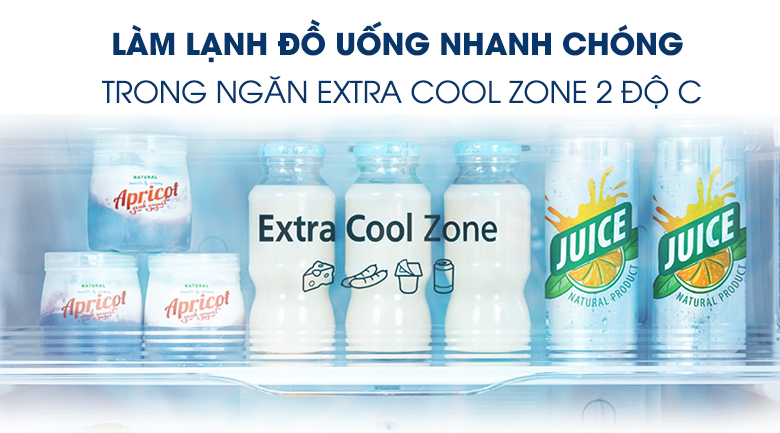 Ngăn Extra Cool