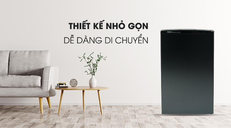 Thiết kế-Tủ lạnh Aqua 90 lít AQR-D99FA