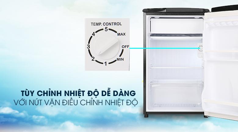 Tuỳ chỉnh nhiệt độ dễ dàng