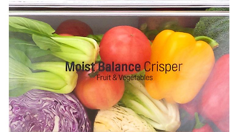 Ngăn cân bằng độ ẩm Moist Balance Crisper