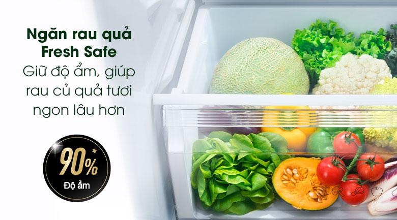 Tủ lạnh Panasonic NR-BX410GKVN- Ngăn rau quả Fresh Safe