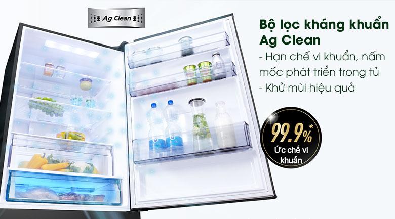 Tủ lạnh Panasonic NR-BX410GKVN - Bộ lọc kháng khuẩn Ag Clean