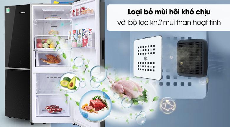 Tủ lạnh Samsung Inverter 280 lít RB27N4010BU/SV - Bộ lọc than hoạt tính