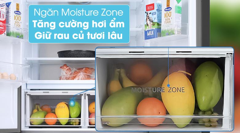 Tủ lạnh Toshiba Inverter 511 lít GR-RF610WE-PGV(22)-XK - Ngăn Moisture Zone