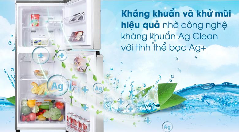 Tủ lạnh Panasonic Inverter 170 lít NR-BA190PPVN - Công nghệ kháng khuẩn Ag Clean