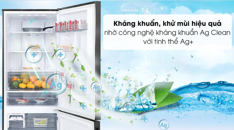 Tủ lạnh Panasonic Inverter 417 lít NR-BX471GPKV - Công nghệ Ag clean