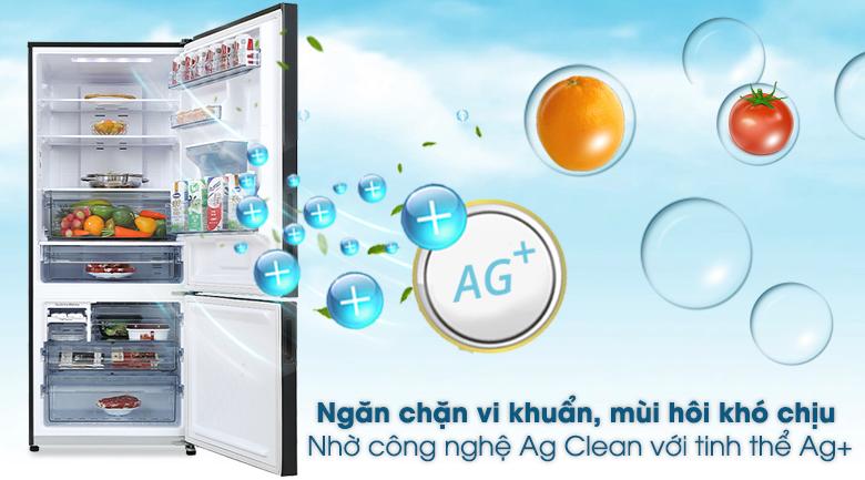 Tủ lạnh Panasonic Inverter 377 lít NR-BX421GPKV - Công nghệ Ag Clean