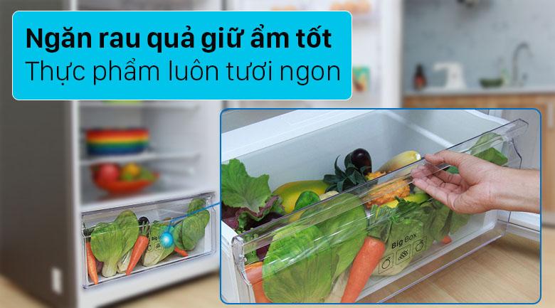 Tủ lạnh Samsung Inverter 488 lít RF48A4010M9/SV - Giữ ẩm tốt